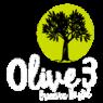 Logo Olive3 em branco