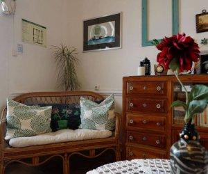 Wohnzimmer Erdgeschoss mit Sofas
